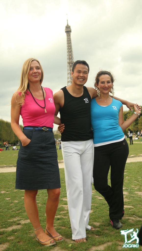 capoeira-paris-t-shirt-couleur-homme-femme