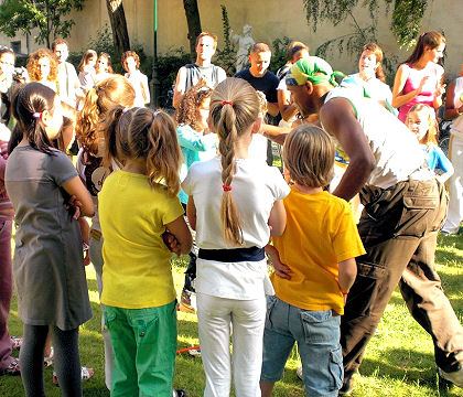 Cours de Capoeira à paris rentrée 2017