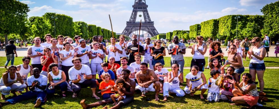JOGAKI CAPOEIRA PARIS – RENTREE LE 01 SEPTEMBRE