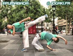 spectacle-capoeira-paris-jogaki-evenement-puma-2014