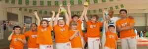 capoeira paris enfants